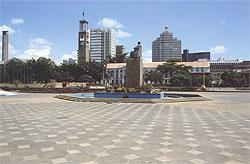 City Square, Nairobi