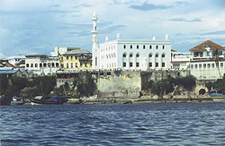 Old Town, Mombasa